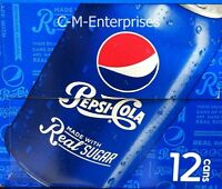 Pepsi Cola Throwback (12 Pack) (Pepsi)