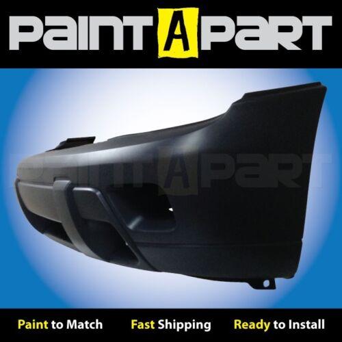 Fits:2004 2005 Chevy Trailblazer Painted Front Bumper PREMIUM W// Fogs