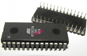 Details about 1PCS AT28C256-15PC AT28C256 256K (32K x 8) Paged Parallel  EEPROM