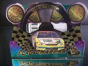 Sports Mem, Cards & Fan Shop Sports Trading Cards 1998 Press Pass Premium Flag Chasers Reflectors #fc21 Terry Labonte Andy Graves