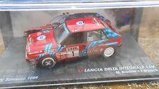 LANCIA DELTA  INTEGRALE 16V M.BIASION-T.SIVIERO RALLY SANREMO 1989