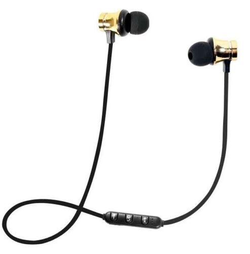 For Apple IPhone Android Bluetooth Earphones Wireless Headsets Volume Headphones