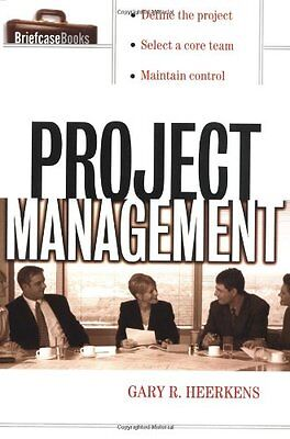 Project Management (The Briefcase Book Series)