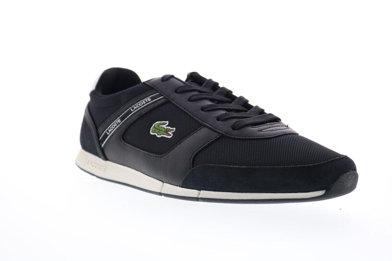 Lacoste Mens LT Dual Elite Sneaker