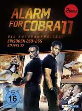 2 DVDs * ALARM FÜR COBRA 11 - STAFFEL 33 # NEU OVP  §