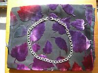 Carolyn Pollack Sterling Silver 18 Chain Necklace