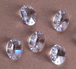 Swarovski-STRASS-ovale-Koppen-Altbestand-16mm-18mm-22mm-Kristall-Glas-octagon