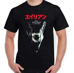 Alien-T-Shirt-Mens-Xenomorph-Nostromo-Movie-Covenant-Prometheus-Unisex-Top