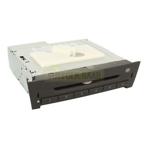 SAAB-93-9-3-9440-03-06MY-CD-PLAYER-6-DISC-PLAYER-CHANGER-12758275-NEW-GENUINE