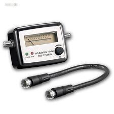 Buscador de satélites Analógico Digital HD buscador sat. Satélite+Cable,
