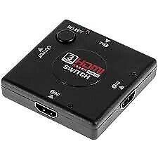 HDMI Switch - 3 Port