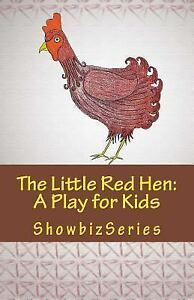 Little-Red-Hen-A-Play-for-Kids-Paperback-by-Srikant-Susan-Like-New-Used