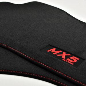 Mattenprofis Velour Fußmatten für Mazda MX-5 MX5 RF ND ab Bj.06/2015 Nuzr