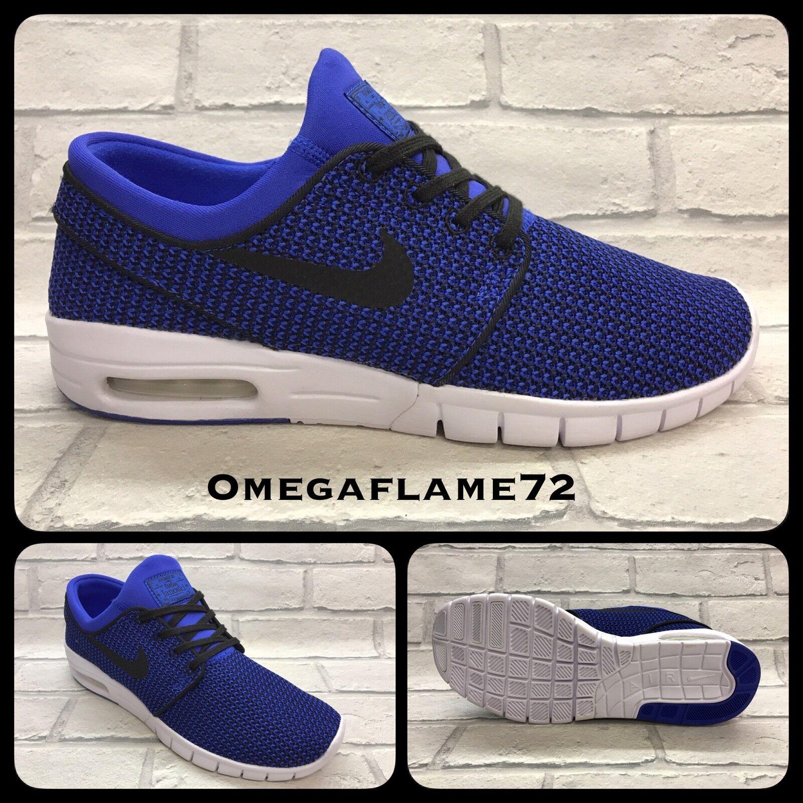online store 63be8 658a5 Nike SB air max Stefan janoski, US 9, 9, 9, 631303-403, Racer Bleu, 181588