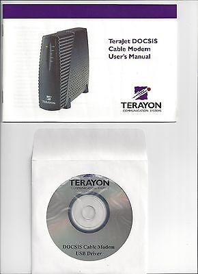 Terayon tj715x