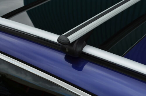 2005-11 100KG Lockable Cross Bars For Roof Rails To Fit Mercedes-Benz ML W164