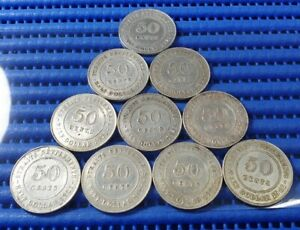 1921-Straits-Settlements-King-George-V-Half-Dollar-Coin-Price-Per-Piece