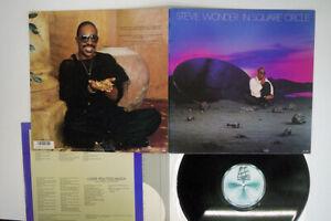 STEVIE WONDER IN SQUARE CIRCLE MOTOWN VIL-28001 Japan VINYL LP