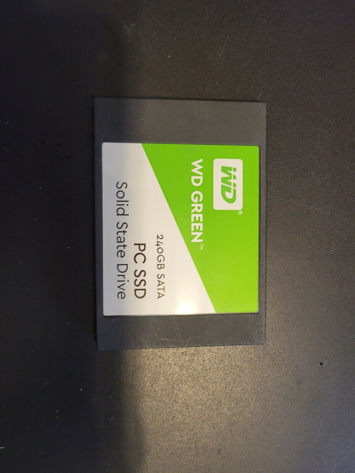 Western Digital WD Green 240GB PC Solid State Drive (WDS240G2G1A). Buy it now for 24.99