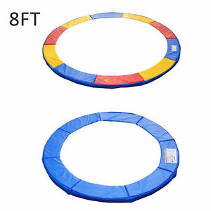 8ft-Trampoline-Pad-Spring-Safety-Replacement-Gym-Bounce-Jump-Cover-EPE-Foam