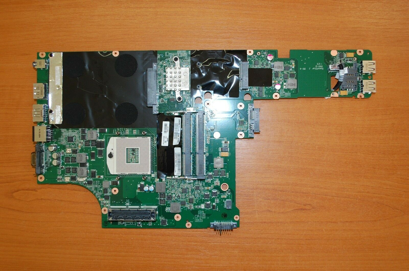 Details about IBM Lenovo ThinkPad L520 Mainboard FRU 04W0386 Notebook  Laptop Motherboard