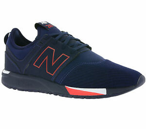 new balance zapatillas azules