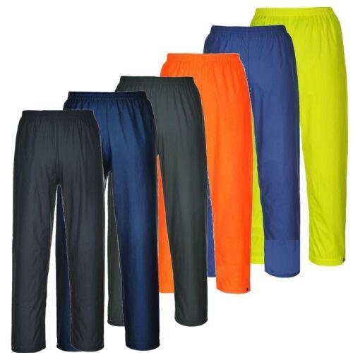 Portwest S450 S451 Premium Waterproof Sealtex Classic Rain Jacket or Trousers