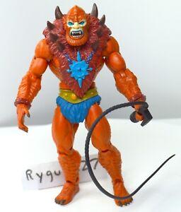 Motuc, Beast Man, Complete, Figure, Maîtres de l'univers Whip He-man Classics