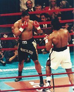Lennox Lewis vs. Ray Mercer