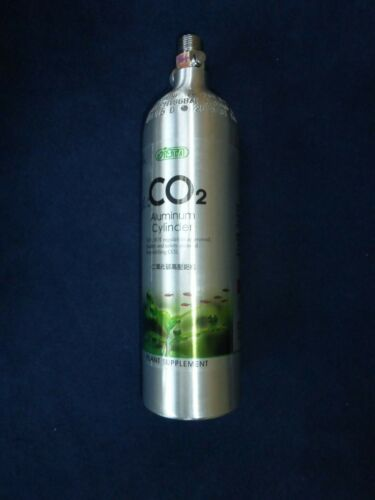 ISTA CO2 REFILL SERVICE / CO2 TANK REFILL for YOUR cylinder 0.5l / 12oz