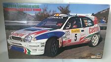 HASEGAWA 1:24 TOYOTA COROLLA WRC MONTEC '98 25024   ART  CR-24