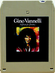 GINO-VANNELLI-A-Pauper-In-Paradise-8-TRACK-CARTRIDGE-TAPE