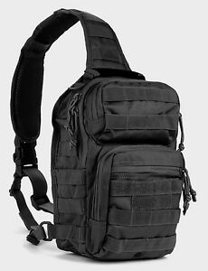 Image Is Loading Military Style Tactical Bug Out Sling Go Bag