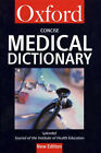 Concise Medical Dictionary by OUP (Paperback, 1998)
