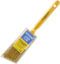 """Wooster 1.5"""" Angle Amber Fong Paint Brush Natural China Bristle Oil Paint Stain"""