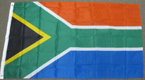 3X5 SOUTH AFRICA FLAG AFRICAN FLAGS NEW BANNER F535