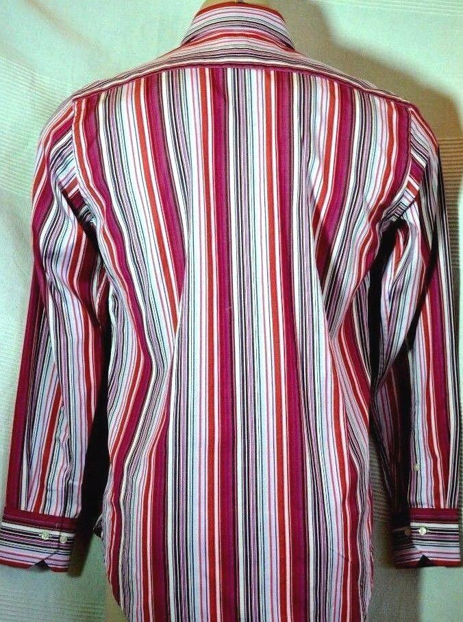NEU NEU NEU   original ETRO MILANO edles COUTURE Hemd shirt chemise S neu new cotton     | Hervorragende Eigenschaften  8a8897