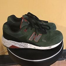 New Balance 580 Elite Halloween Edition Freddy Kruger Green Red Size 8.5