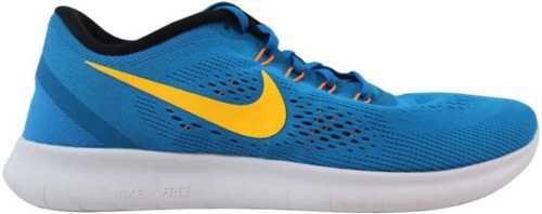 Uomo laser blu Arancione Sz nero 831508 Spark Nike Ciano Heritage Rn Free 8 402 qxWwfTP