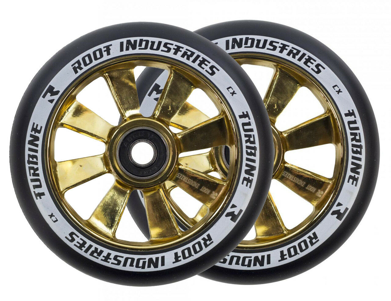 ROOT INDUSTRIES SCOOTER WHEELS TURBINES 110mm
