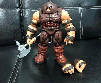 Marvel Legends JUGGERNAUT BAF PARTS Loose X-Men Head Torso Arm Leg Right Left