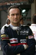Gabriele Tarquini Fondmetal F1 Portrait 1992 Photograph