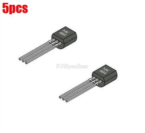 5Pcs TO-92 MK484 484 Toko//Mostek Encapsulation New Ic mo