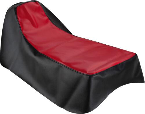 Sitzbankbezug rot//schwarz kurze Form Vergleichs-Nr 34L-2473-00 34L XT600Z /'83