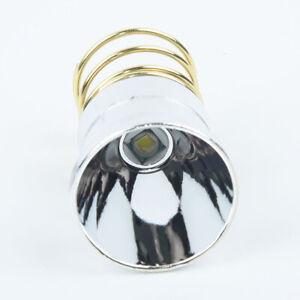 CREE XM-L T6 1000Lm Drop-in LED Flashlight Bulb for Trustfire 6P G2 9P 2xCR123