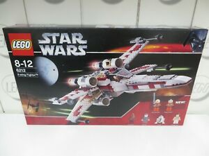 LEGO Star Wars X-Wing Fighter 6212 NEU ungeöffnet aus Sammlung - Kiel, Deutschland - LEGO Star Wars X-Wing Fighter 6212 NEU ungeöffnet aus Sammlung - Kiel, Deutschland