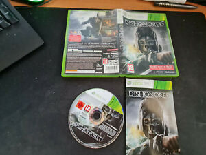Dishonored - MICROSOFT - XBOX 360  - XBOX X - XBOX ONE (RC)