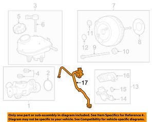 chevrolet gm oem 11 12 cruze vacuum hose 13457666 ebay rh ebay com gm 3.4 vacuum diagram gm tbi vacuum diagram
