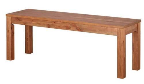 Home Ashdon Solid Wood Bench - Walnut