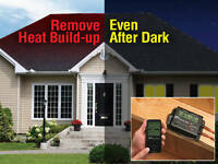 Solar Controller Remote For Solar Attic Fans Electronic Thermostat